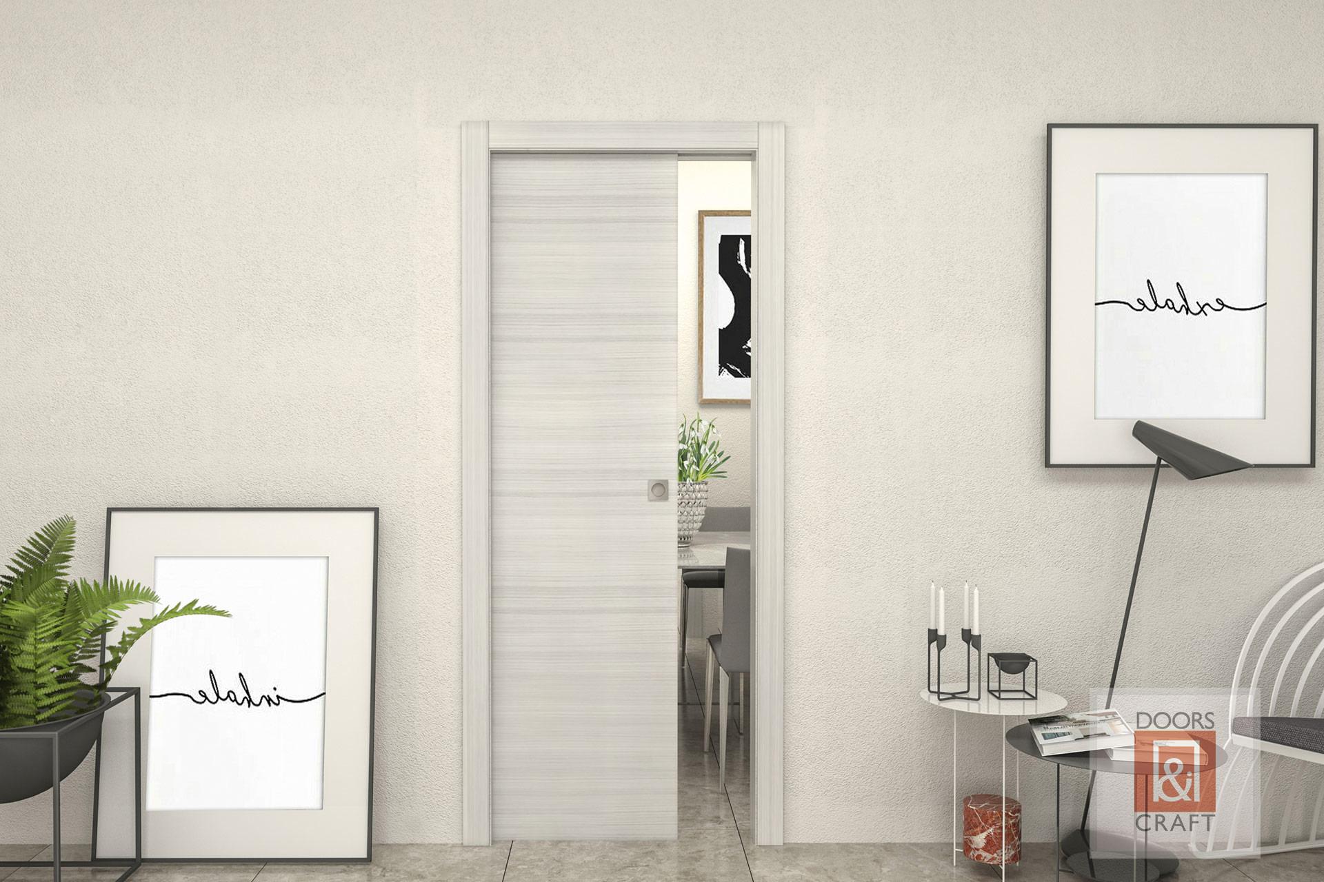 Doors craft porte interne anche su misura - Porte interne su misura milano ...